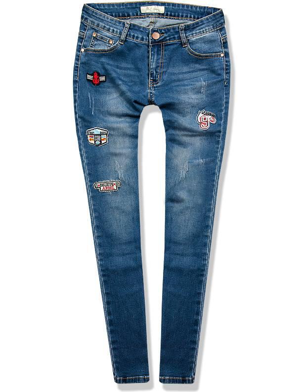 Jeans kalhoty 3339