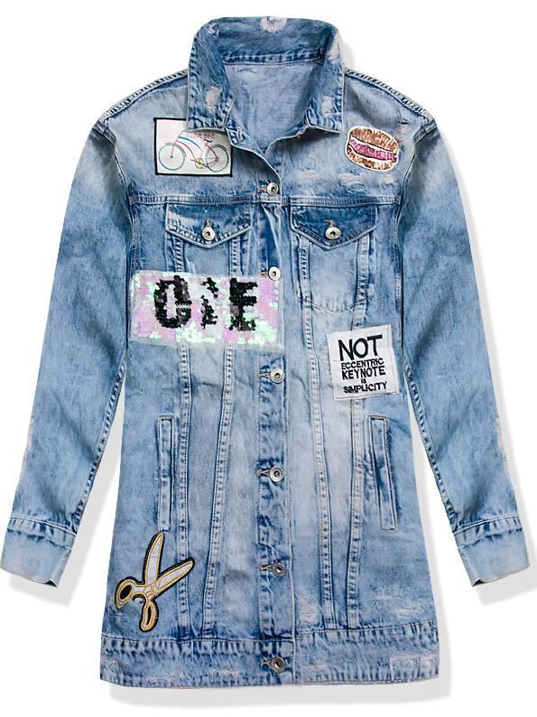 Jeans bunda 0806
