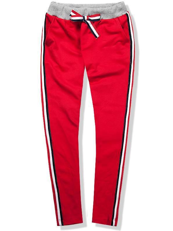 Červené kalhoty 9620