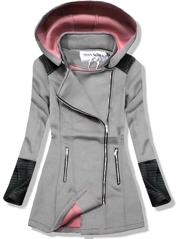 Šedý kabát 1503